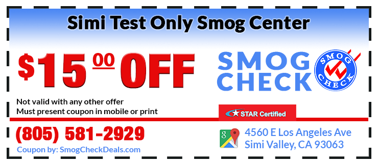 Smog-Coupon-Simi-Valley